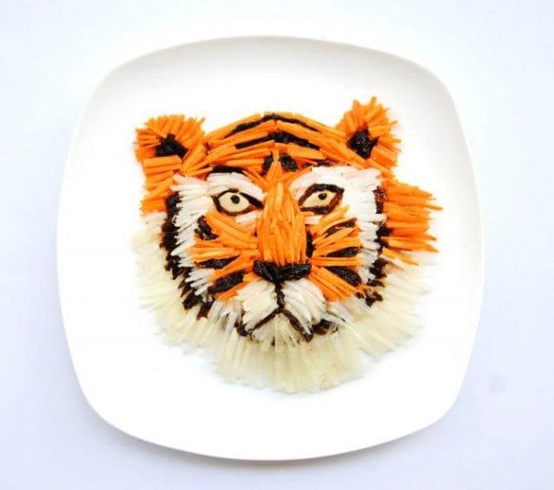 33 λαχταριστά έργα τέχνης… φτιαγμένα από φαγητά