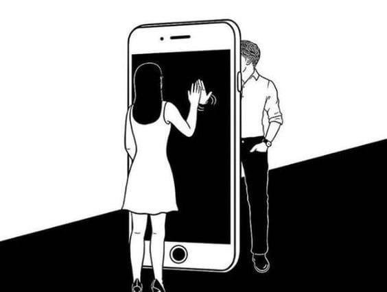 online dating πάει κρύο