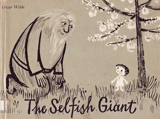 «O Eγωιστής Γίγαντας» του Όσκαρ Ουάιλντ μέσα από μια υπέροχη εικονογράφηση