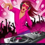 Dancing DJ